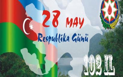 Azərbaycan Xalq Cümhuriyyəti istiqlaliyyəti günü